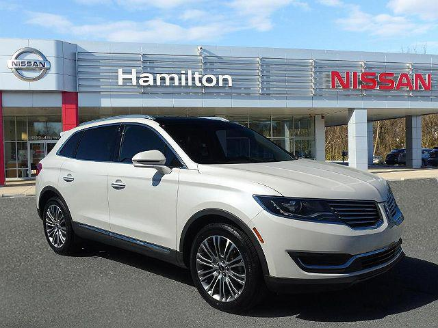 2018 Lincoln MKX Reserve for sale in Hagerstown, MD