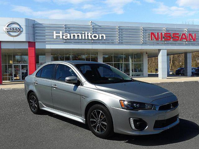 2017 Mitsubishi Lancer ES for sale in Hagerstown, MD
