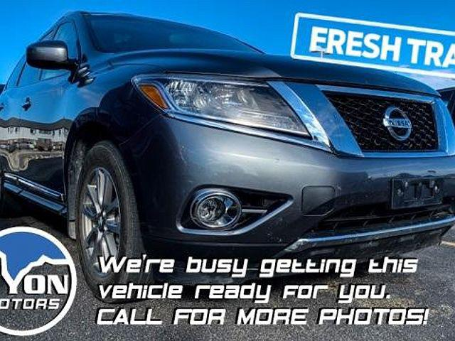 2015 Nissan Pathfinder SL for sale in Spearfish, SD