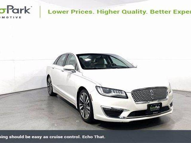 2017 Lincoln MKZ Reserve for sale in Baltimore, MD