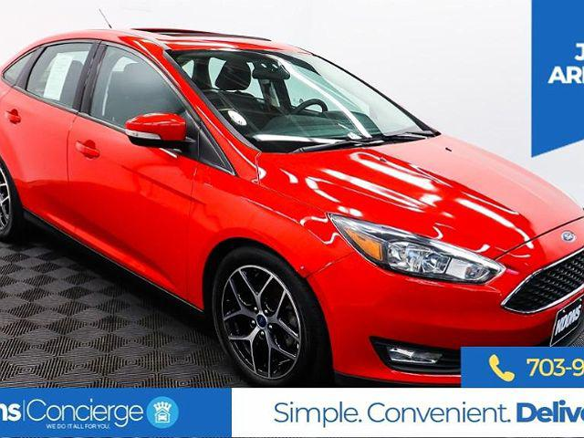 2017 Ford Focus SEL for sale in Sterling, VA