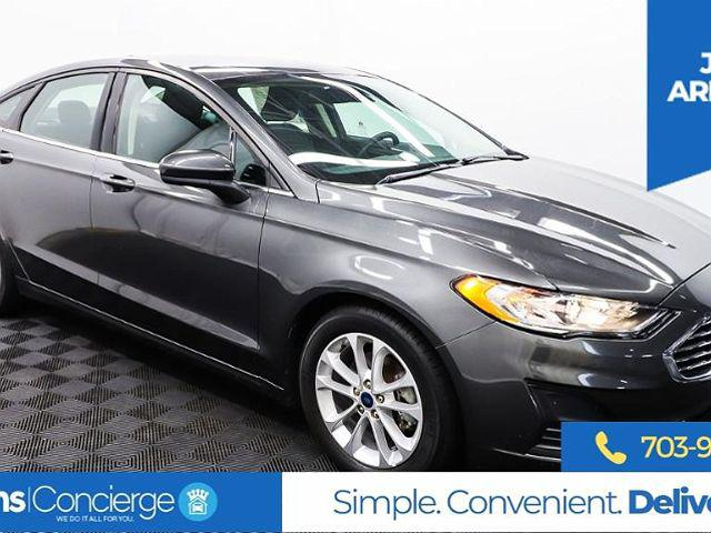 2019 Ford Fusion SE for sale in Sterling, VA