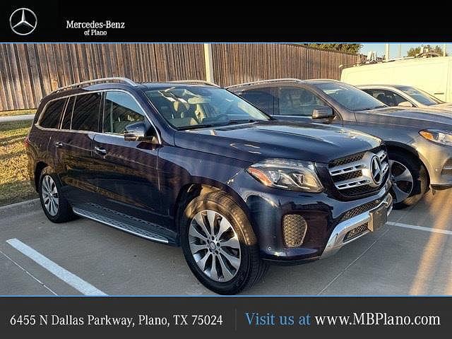 2017 Mercedes-Benz GLS GLS 450 for sale in Plano, TX
