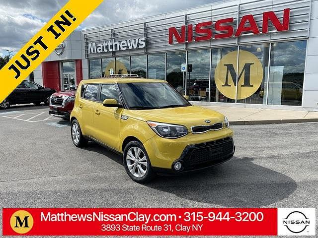 2016 Kia Soul + for sale in Liverpool, NY