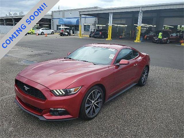 2017 Ford Mustang EcoBoost Premium for sale in Purcell, OK