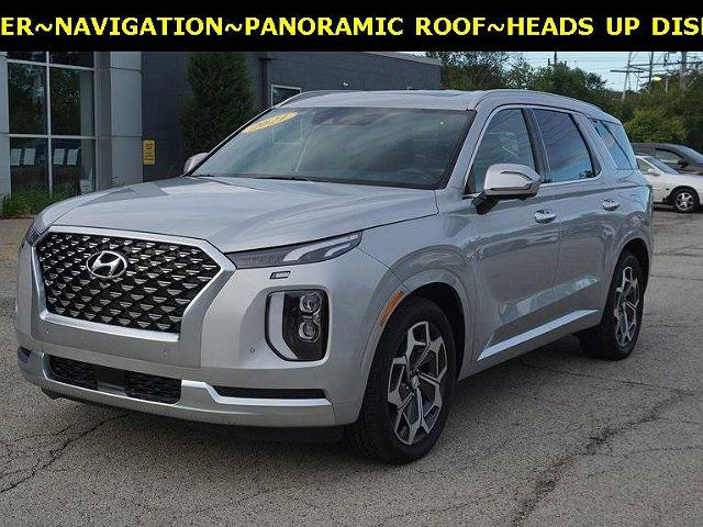 2021 Hyundai Palisade Calligraphy for sale in Highland Park, IL