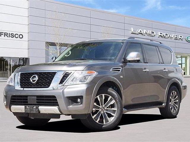 2018 Nissan Armada SL for sale in Frisco, TX