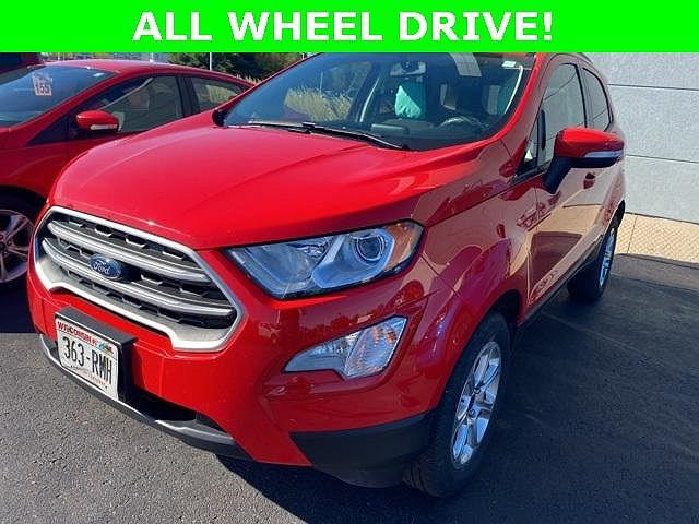 2019 Ford EcoSport SE for sale in Wausau, WI