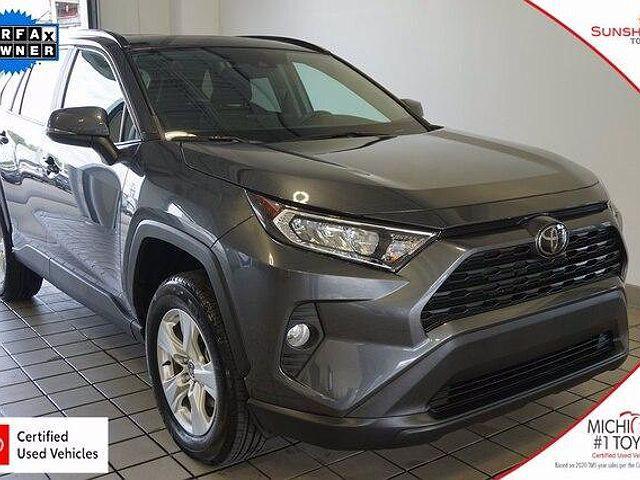 2020 Toyota RAV4 XLE for sale in Battle Creek, MI
