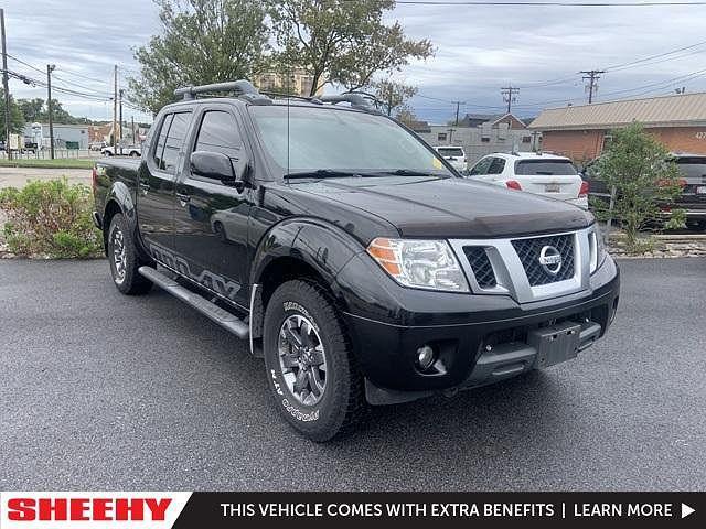 2016 Nissan Frontier PRO-4X for sale in Glen Burnie, MD