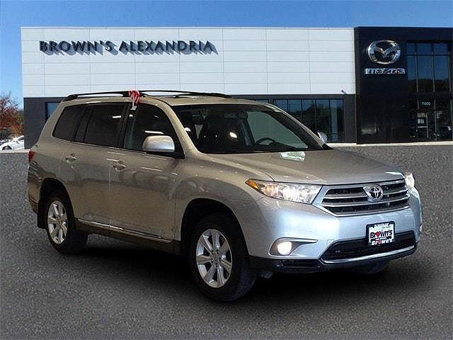 2013 Toyota Highlander Base for sale in Alexandria, VA