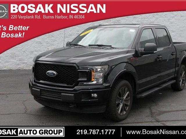 2018 Ford F-150 XLT for sale in Burns Harbor, IN
