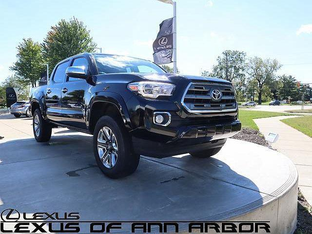 2017 Toyota Tacoma Limited for sale in Ann Arbor, MI