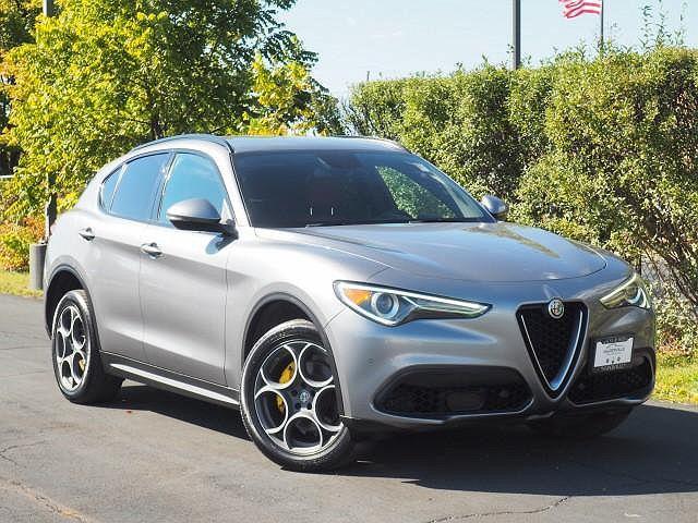 2018 Alfa Romeo Stelvio Ti Sport for sale in Naperville, IL