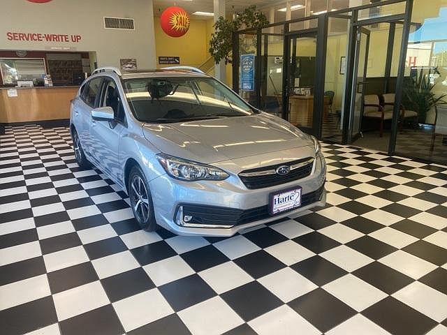 2021 Subaru Impreza Premium for sale in Meriden, CT