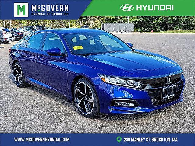 2018 Honda Accord Sedan Sport 1.5T for sale in Brockton, MA