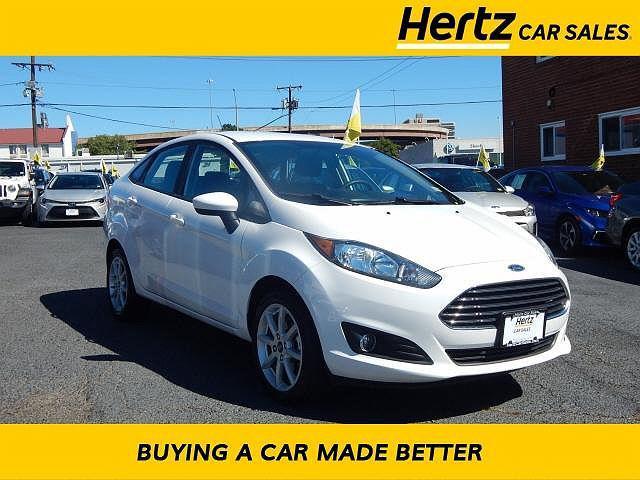 2019 Ford Fiesta SE for sale in Springfield, VA