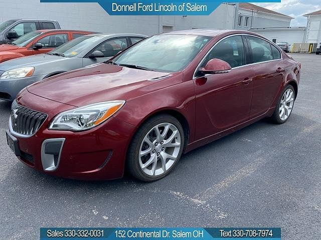 2017 Buick Regal GS for sale in Salem, OH