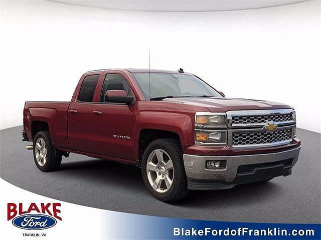2014 Chevrolet Silverado 1500 LT for sale in Franklin, VA
