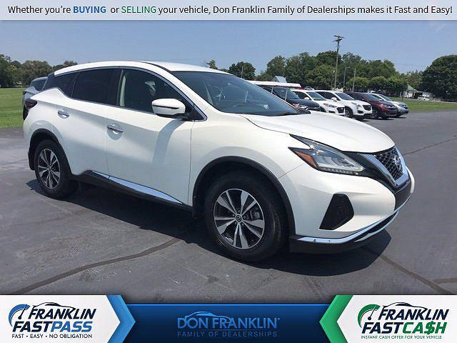 2020 Nissan Murano S for sale in Monticello, KY