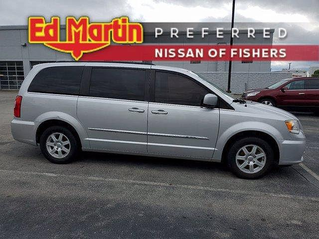 2012 Chrysler Town & Country Touring for sale in Fishers, IN