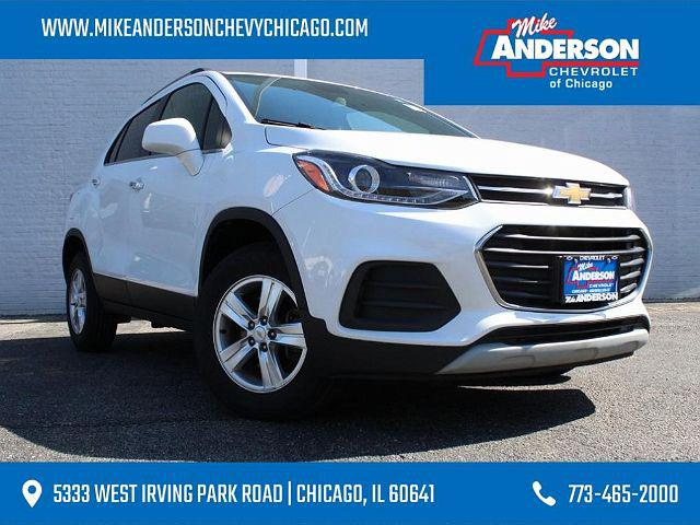 2017 Chevrolet Trax LT for sale in Chicago, IL