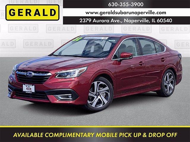 2022 Subaru Legacy Limited for sale in Naperville, IL