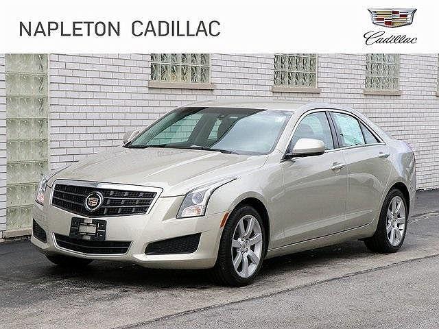 2014 Cadillac ATS for sale near Oak Lawn, IL