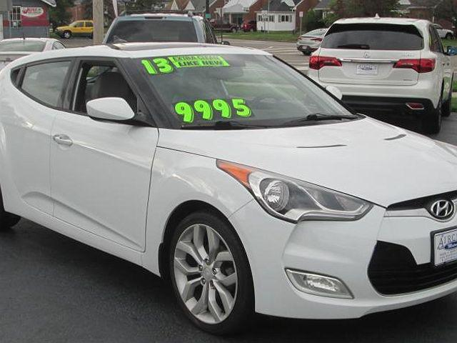 2013 Hyundai Veloster w/Gray Int for sale in Fairborn, OH