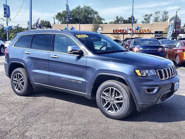 2020 Jeep Grand Cherokee for sale near Chicago, IL