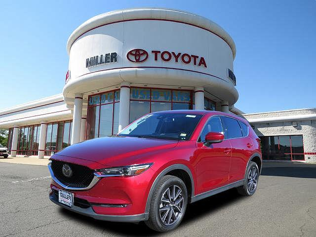 2017 Mazda CX-5 Grand Touring for sale in Manassas, VA