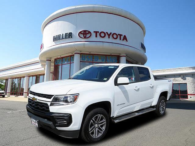 2021 Chevrolet Colorado 4WD Work Truck for sale in Manassas, VA