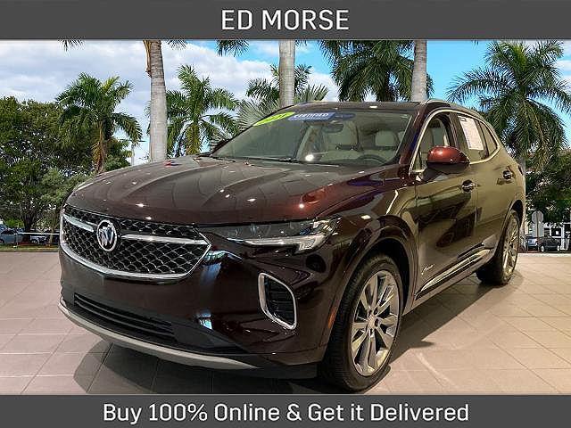2021 Buick Envision Avenir for sale in Sunrise, FL