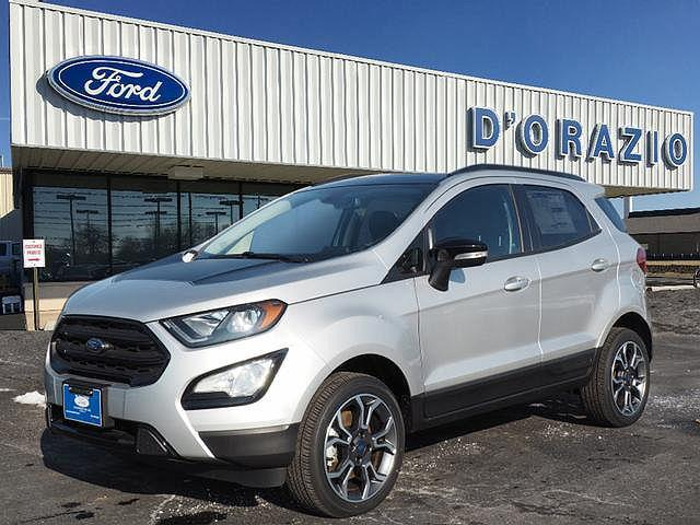 2020 Ford EcoSport SES for sale in Wilmington, IL