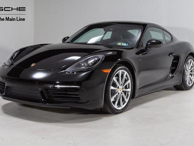 2018 Porsche 718 Cayman Coupe for sale in Newtown Square, PA