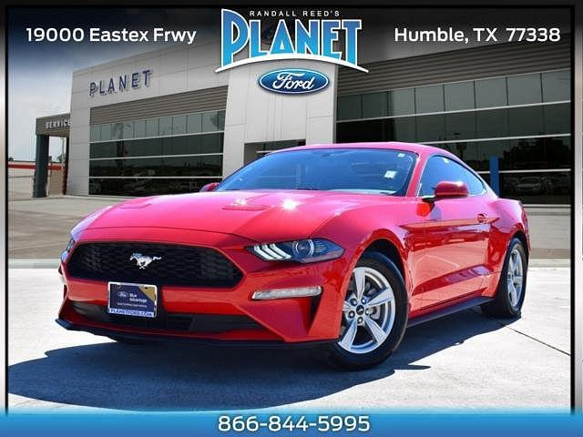2020 Ford Mustang EcoBoost for sale in Humble, TX