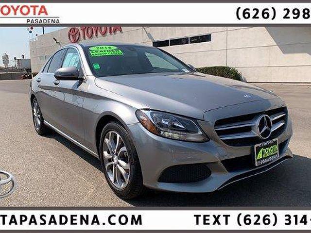 2016 Mercedes-Benz C-Class for sale near Pasadena, CA