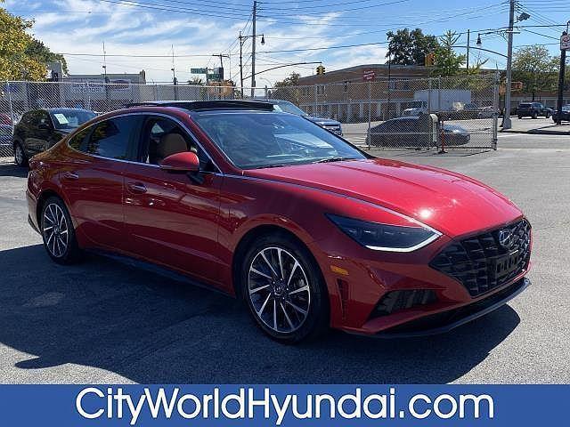 2020 Hyundai Sonata Limited for sale in Bronx, NY
