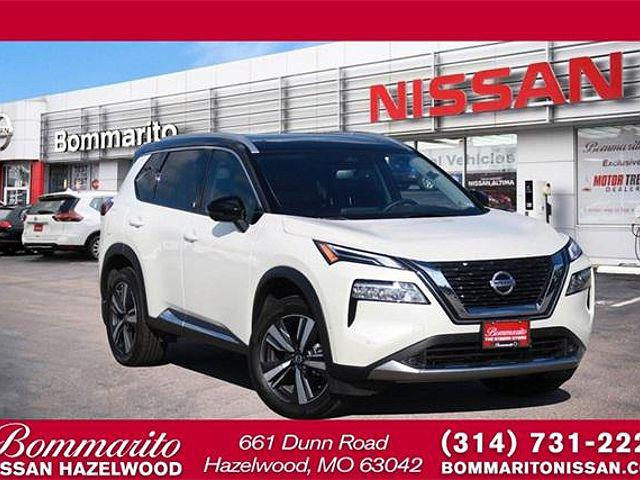 2021 Nissan Rogue Platinum for sale in Hazelwood, MO