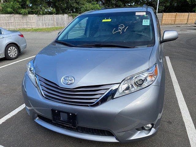 2015 Toyota Sienna XLE for sale in West Warwick, RI