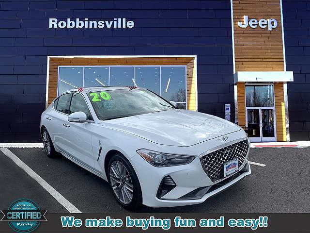 2020 Genesis G70 2.0T for sale in Robbinsville, NJ