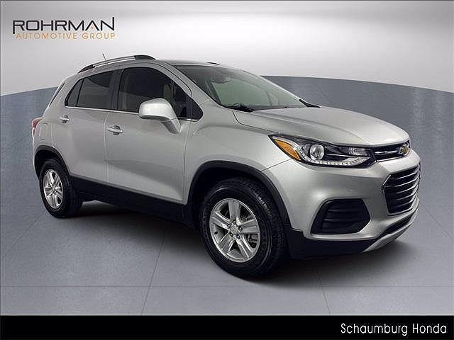 2018 Chevrolet Trax LT for sale in Schaumburg, IL