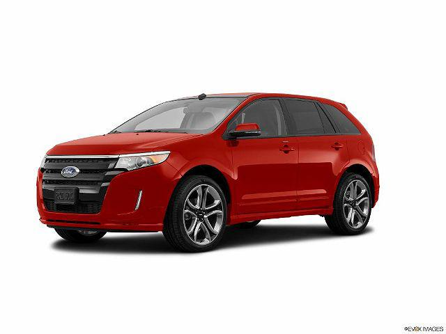 2014 Ford Edge Limited for sale in Great Falls, MT