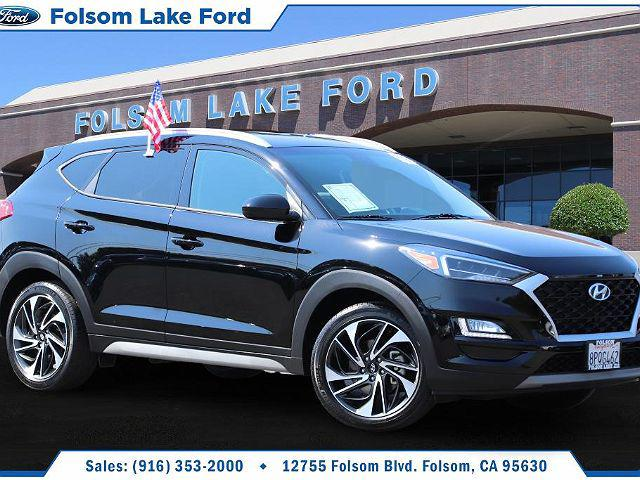 2019 Hyundai Tucson Sport for sale in Folsom, CA