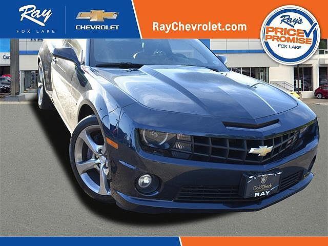 2013 Chevrolet Camaro SS for sale in Fox Lake, IL