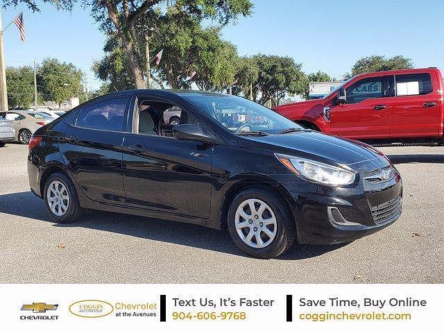 2013 Hyundai Accent GLS for sale in Jacksonville, FL