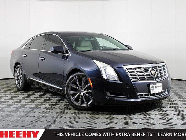 2013 Cadillac XTS 4dr Sdn FWD for sale in Manassas, VA