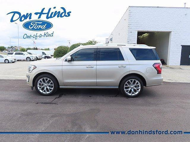 2018 Ford Expedition Platinum for sale in Fishers, IN