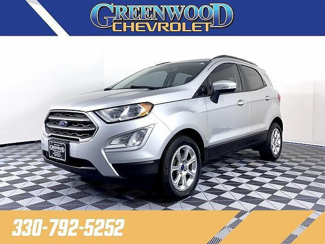 2018 Ford EcoSport SE for sale in Youngstown, OH