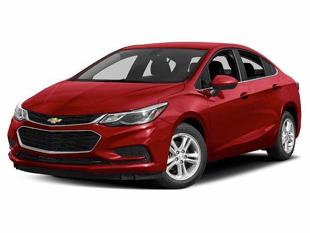 2017 Chevrolet Cruze LT for sale in Lexington, KY